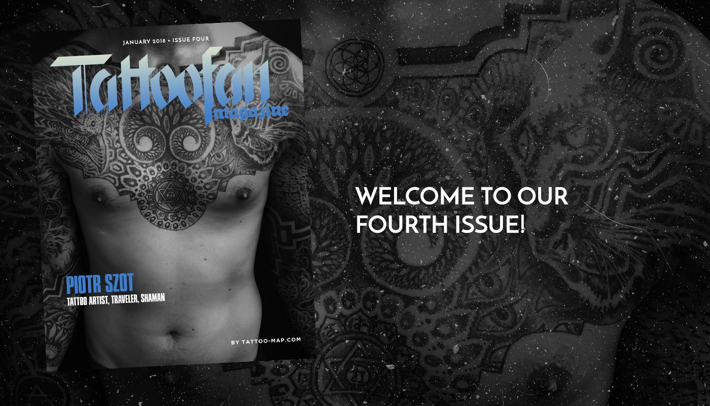 Tattoo Fan Magazine UK | Welcome to Tattoo Fan Magazine UK
