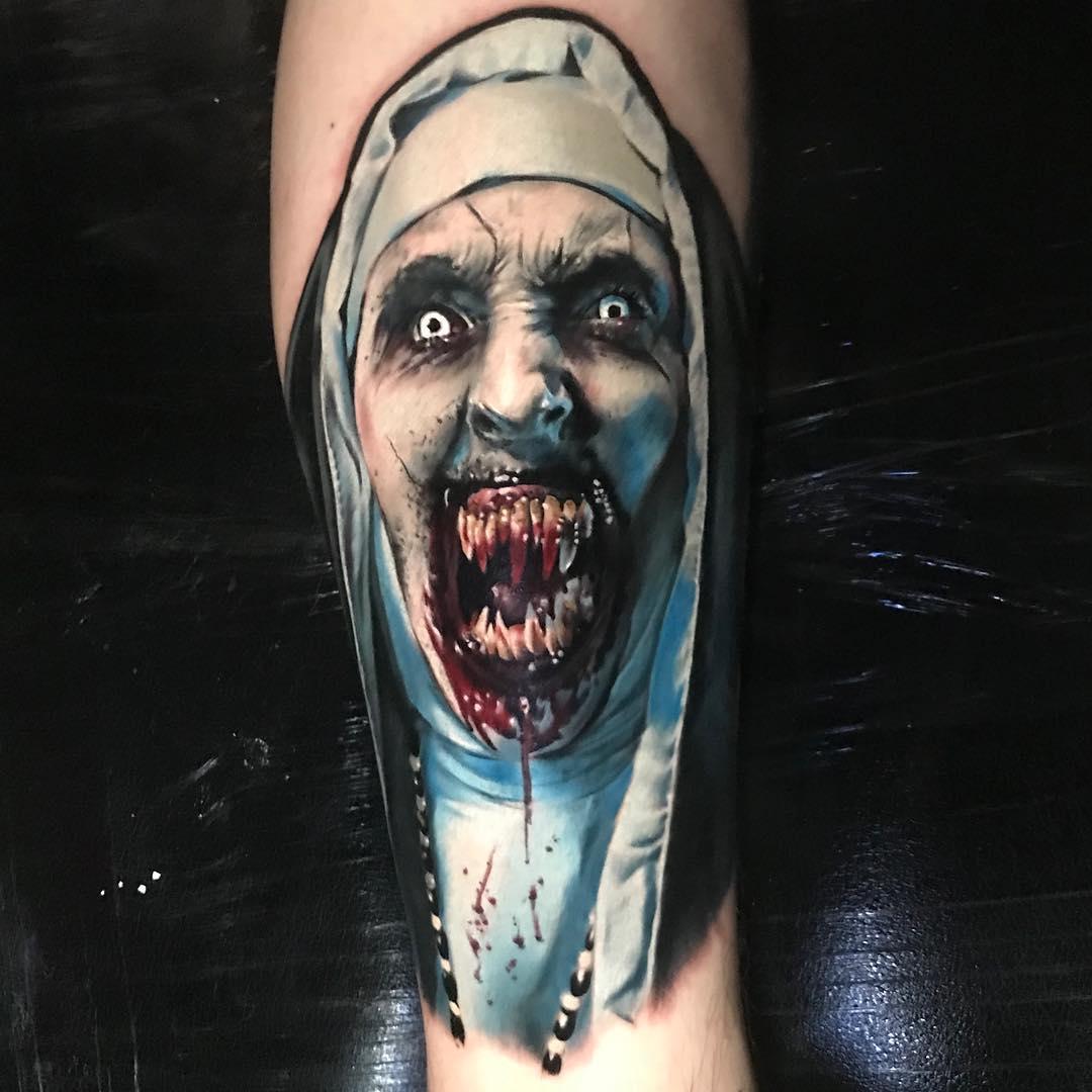 Gallery Of Horror(tattoo)s | Tattoo Fan Magazine UK